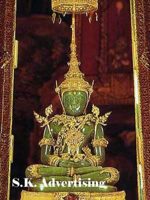 Emerald Buddha or Pra Kaew Morakot