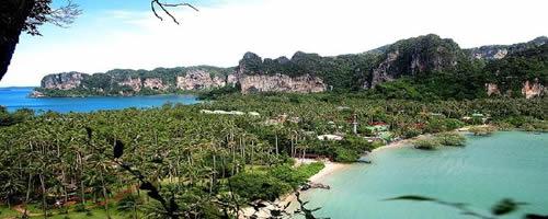 Railay, Krabi