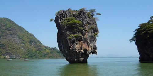 James Bond Island (Tapoo Island)