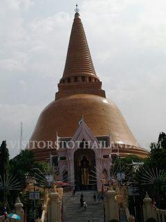 Phrapathom Chedi, Nakhon Pathom