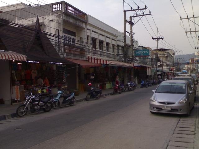 Nathon Market, Samui