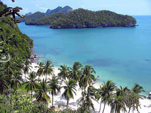 Wua Ta Lab Island