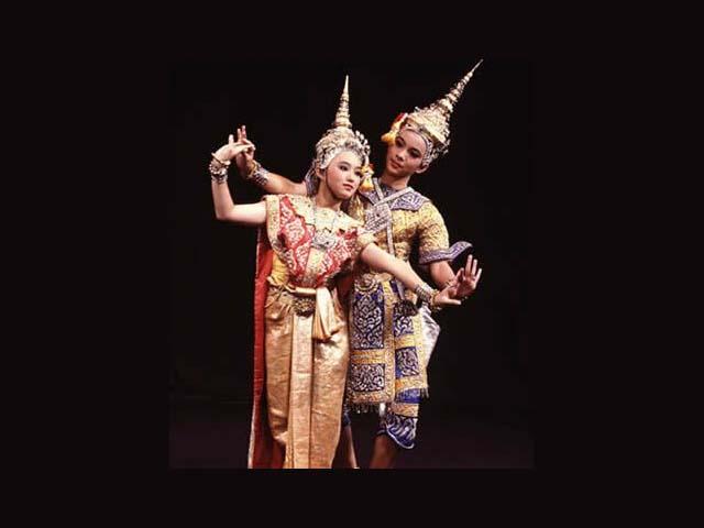 Thai Classical Dance