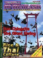 Visitors to Thailand Magazine