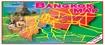 Visitors to Thailand Map: Bangkok Map