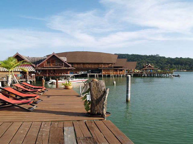 Bang Bao Village Home Stay @ Koh Chang-Trat