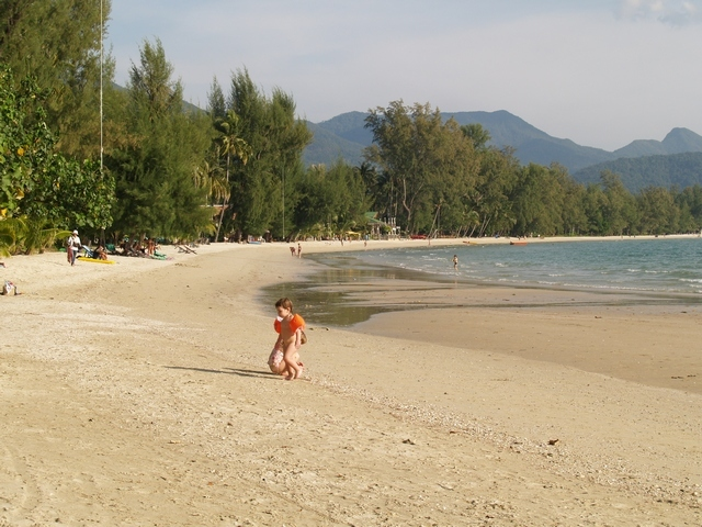 Khlong Prao Beach-Chai Chet Beach @ Koh Chang-Trat
