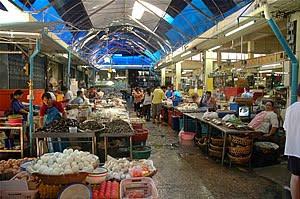 Chat Chai Market