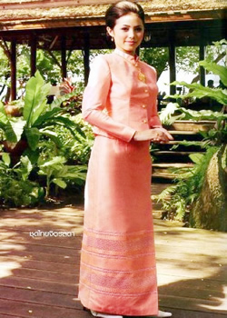 Thai Chit Lada Dress
