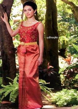 Thai Dusit Dress