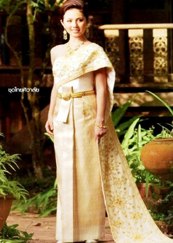 Thai Siwalai Dress