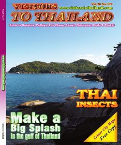 Visitors to Thailand Magazine