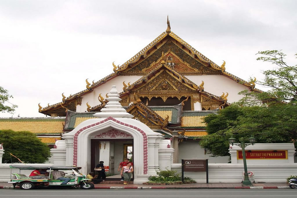 Buddhist Thai Temple