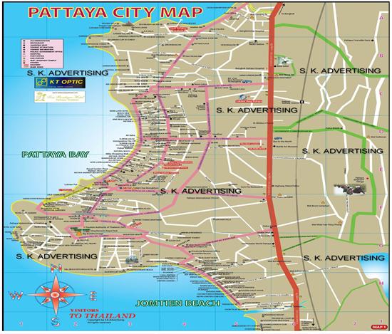 PTY MAP: Shortcut